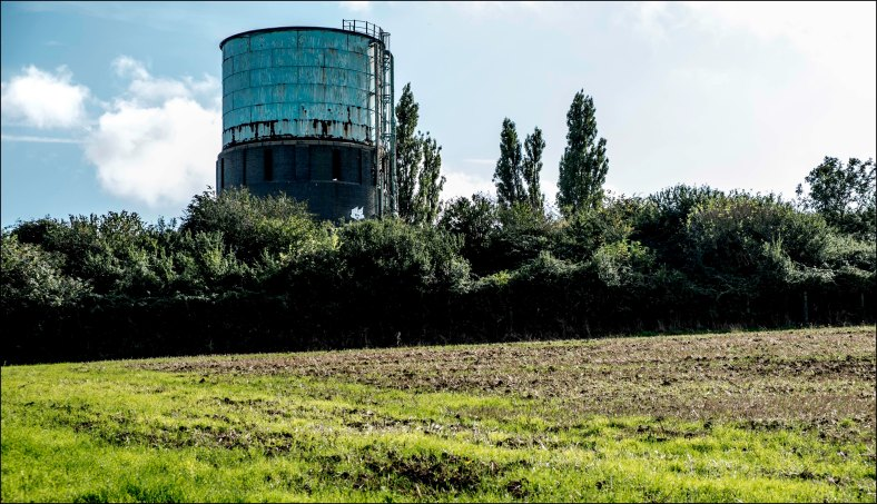 Martello Water tower